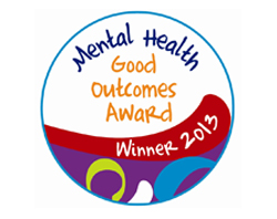 Good Outcomes Awards 2013 - Winner