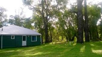 Beautiful setting: Myalup Pines Cottages